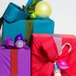 Envoltorio de regalo reutilizable / Reusable gift wrap