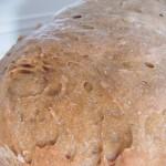 Pan de centeno al estilo antiguo / Old style rye bread