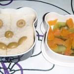 Bento «Panda Feliz» / «Happy Panda» bento
