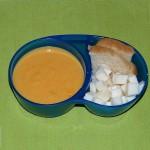 Bento de Crema de Zanahoria – Carrot Cream Bento