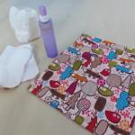 Nuestros complementos para los pañales de tela – Our cloth diaper complements