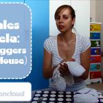 Pañales de tela: Bumhuggers (Ella's House)
