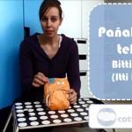 Pañales de tela: Bitti Boo – Cloth diapers: Bitti Boo