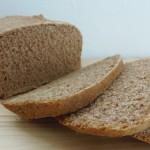 Pan  de espelta en panificadora – Spelt bread in bread machine